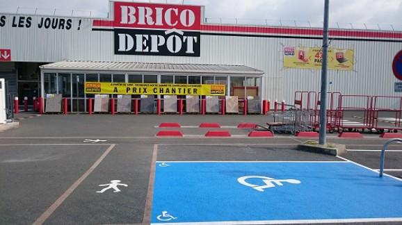Marquage Parking  Page 2  Usine Entrepot Travaux Chantier