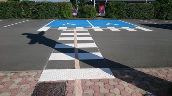 Marquage Parking - Page 2 - Usine Entrepot Travaux Chantier